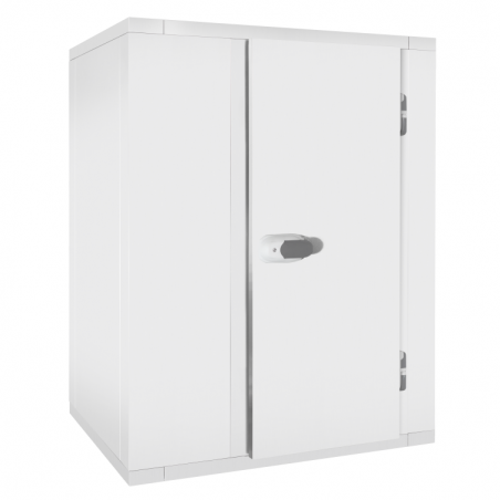 Chambre froide professionnelle 1500x1800 mm