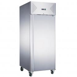 Armoire réfrigérée positive 700L 1 porte sur roulettes